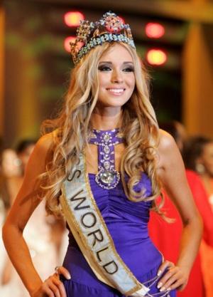 «Міс Світу» з Росії стане обличчям «Євробачення»