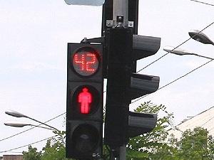 В чотирьох українських містах встановлять світлофори від Swarovski