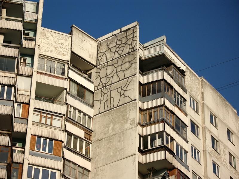 Аварійні будинки все одно ремонтуватимуть мешканці