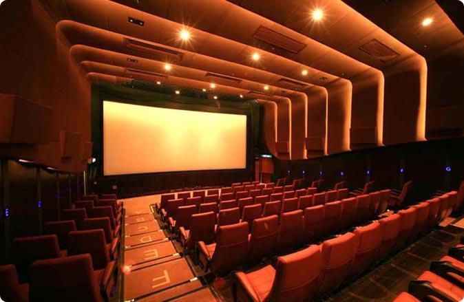 Киноцентр Россия - современный кинотеатр в центре Ижевска