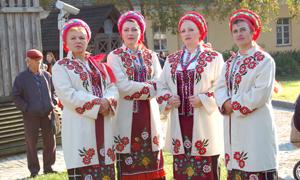 На Волині розпочався фольклорний фестиваль «Берегиня»