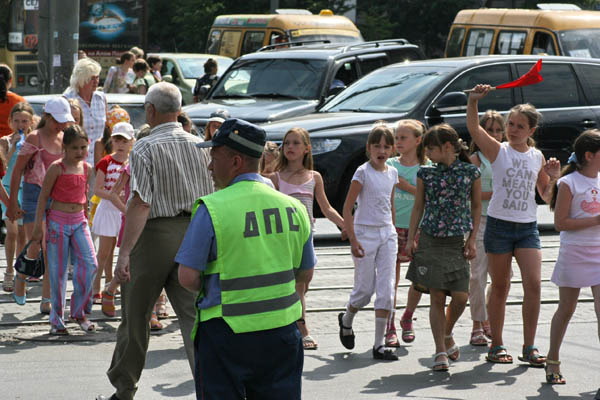 97 дітей травмувалися на дорогах Волині з початку року