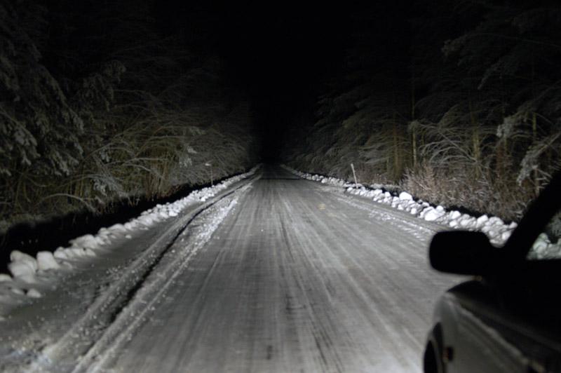 Зі зміною погоди ДАІ Волинської області закликає бути обережними на дорогах