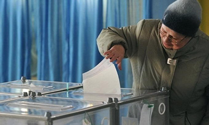 Волинське село рекордно підтримало Партію регіонів?