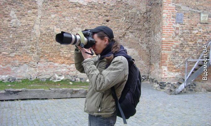 Фотопленер у Луцьку розпочався зі знайомства із Старим містом