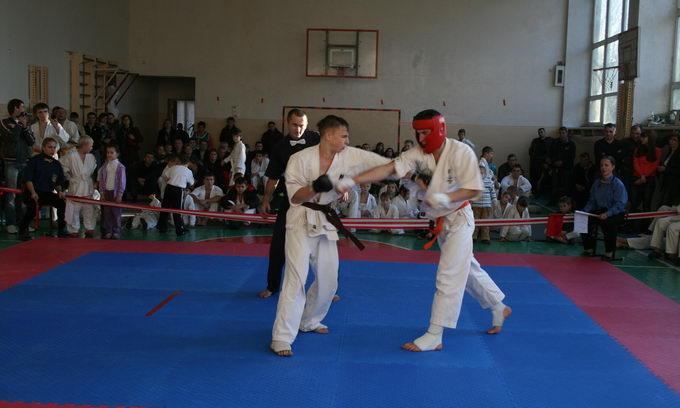 Відбувся Чемпіонат Волинської області з кіокушин карате