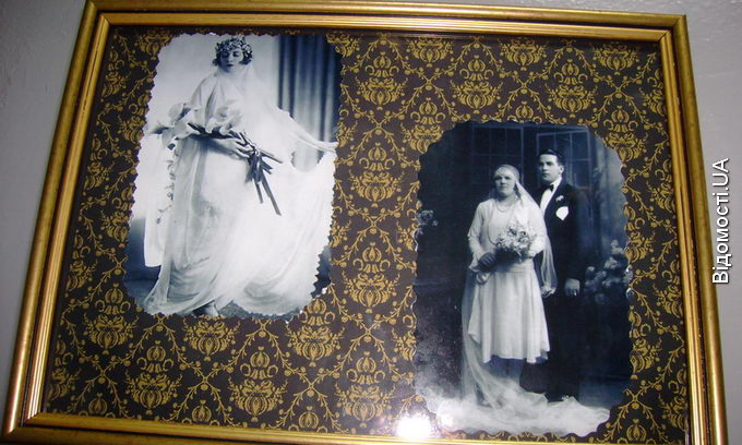 Сучасні весільні й фото столітньої давнини зібрали в одній виставці