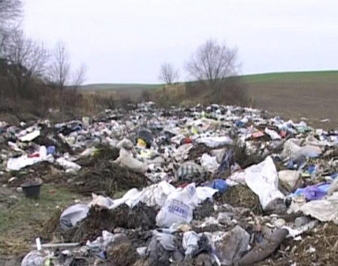 П'ять полігонів сміття в області перевантажені