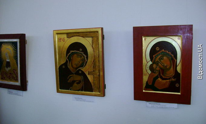 У Луцьку відкрилась виставка українських та польських іконописців