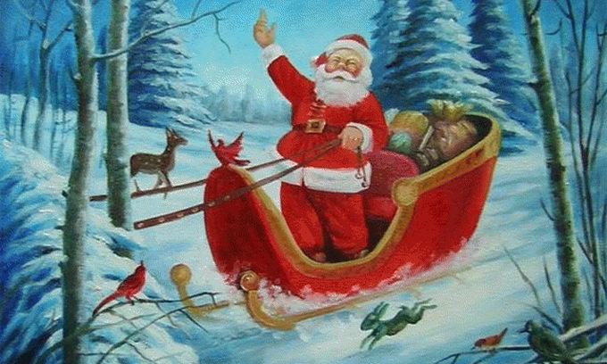 Британському Санті-благодійнику заборонили дарувати дітям подарунки