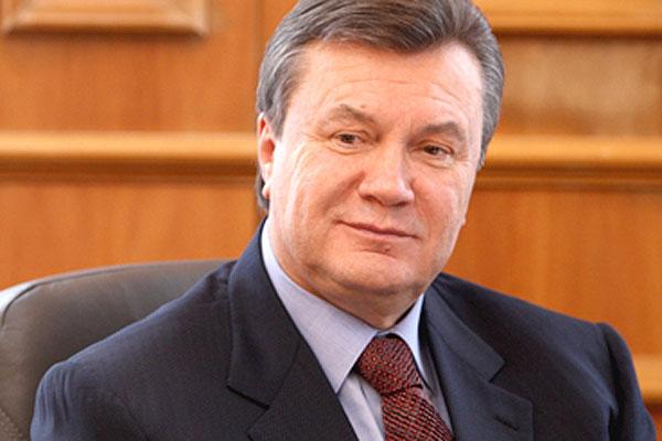 Янукович їде на Волинь