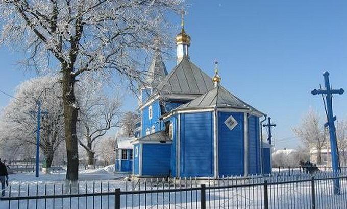 На Ратнівщині від пожежі врятували православний храм