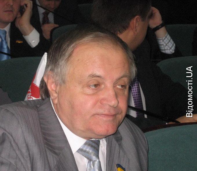 Депутат Анатолій Бірюков покинув фракцію «Батьківщини»