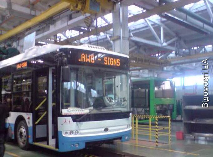 Луцький «Богдан» виготовить більше півтисячі автобусів для Євро-2012
