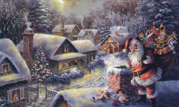 Чарівні можливості Санта-Клауса досліджували шведські фізики