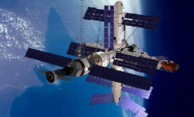Вперше світова прем'єра фільму відбудеться у космосі на МКС