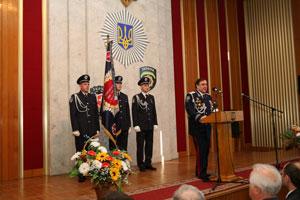 Волинські міліціонери відзначили своє професійне свято