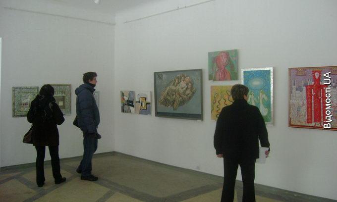 У Луцьку відкрилася виставка видатних художників Волині й Тернополя
