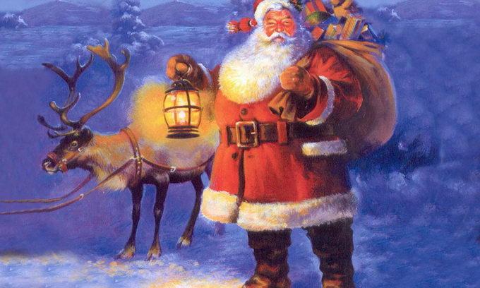 Вчені пояснили, як Санта-Клаус встигає роздати подарунки за одну ніч