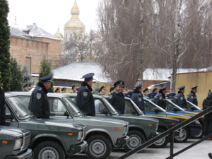 На новорічні свята волинян охоронятиме майже 300 міліціянтів
