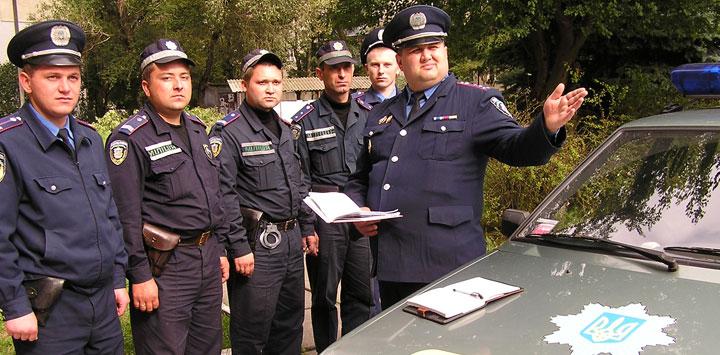 Під час новорічних свят міліція Волині нестиме посилений режим служби