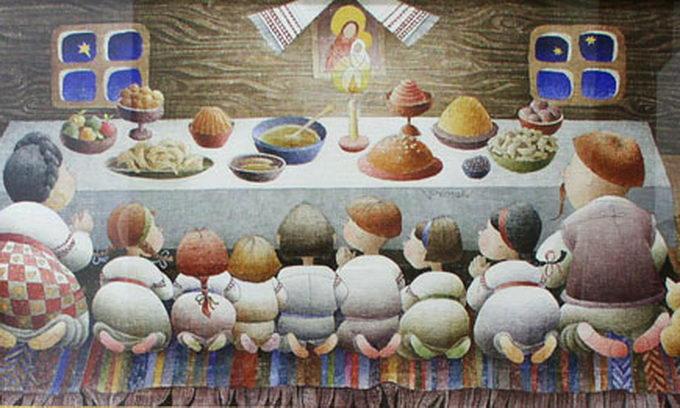 Різдвяні традиції українців