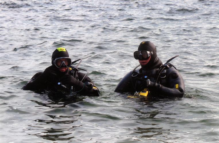 Службу водолазів приєднають до обласного МНС