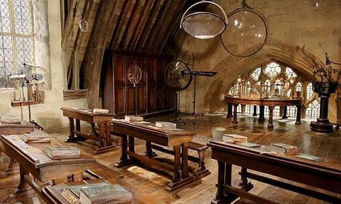 На Тернопільщині для дітей створили школу магії