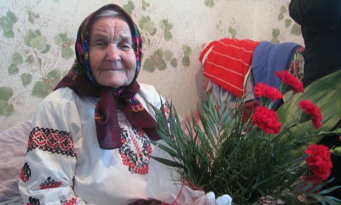 Сто Святвечорів відсвяткувала волинянка Уляна Гуж