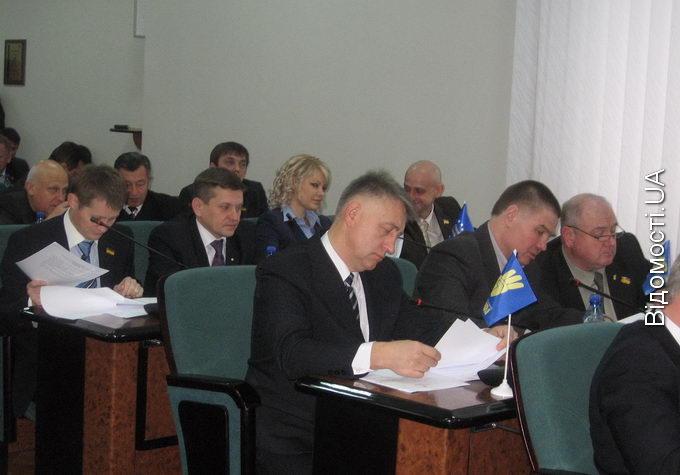 В кінці січня відбудеться сесія Луцької міської ради