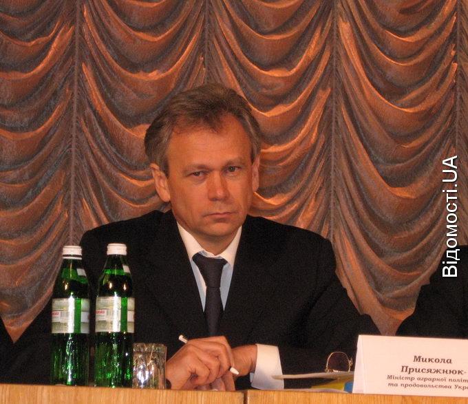 Міністр аграрної політики окреслив перед волинянами перспективи розвитку області