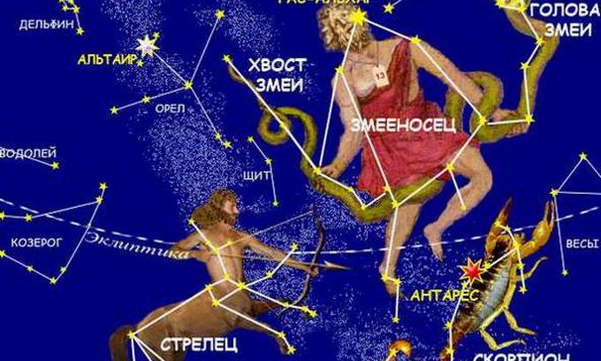Астрономи хочуть ввести 13-й знак зодіаку