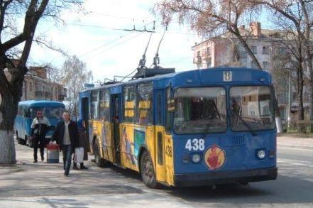 Тролейбусне депо — головна біль луцького мера Миколи Романюка