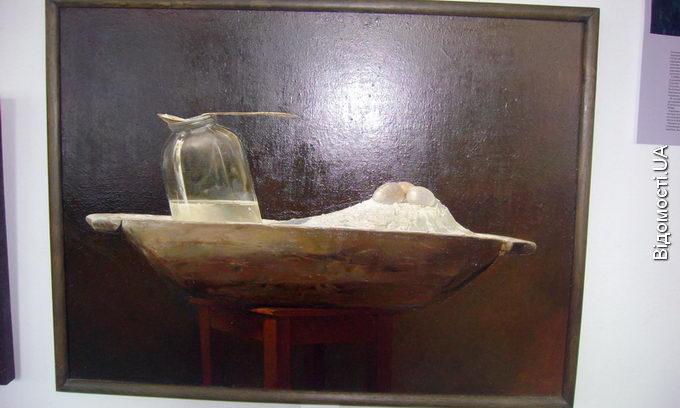 Найталановитіші рівненські художники представили свої твори на огляд волинян. ФОТО