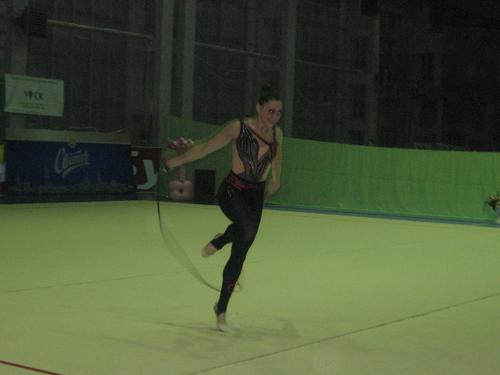 В Луцьку змагаються гімнастки зі всієї України