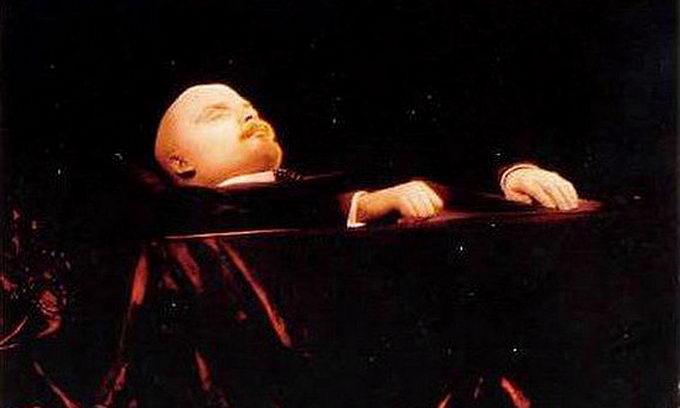 В Інтернеті хотіли продати мумію Леніна за п'ять мільйонів