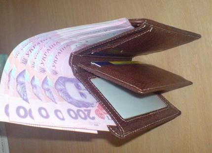 На Волині борг по заробітній платі зменшився більш як наполовину