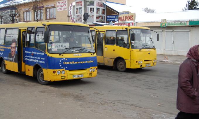 Луцька влада веде діалог із перевізниками про GPS-навігацію та обладнання автобусів пандусами