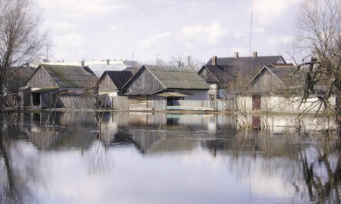 На вирішення проблем підтоплення Волині передбачено понад 32 мільйона гривень