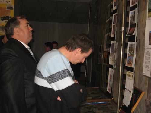 У Луцьку відкрили виставку присвячену війні в Афганістані