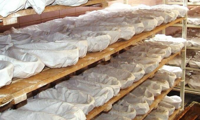 На Луганщині печуть хмільний хліб