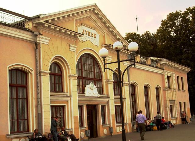 Львів'яни готові інвестувати в розбудову луцького залізничного вокзалу