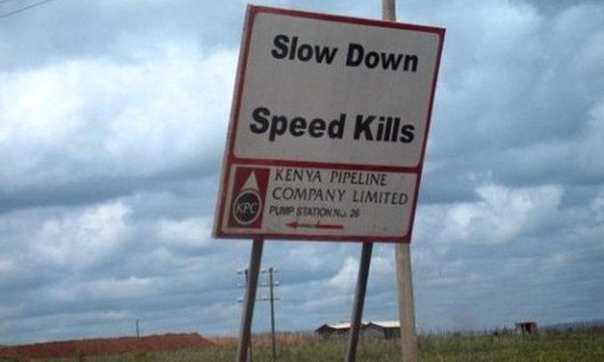 Для попередження водіїв австралійське місто назвали Швидкість убиває