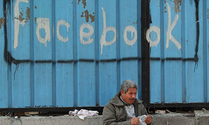 Єгиптянин, вдячний соціальній мережі за зв'язок під час мітингів, назвав дочку Фейсбук