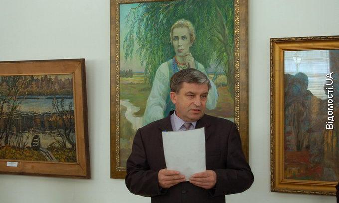 У Луцьку відкрилася всеукраїнська художня виставка до ювілею Лесі Українки