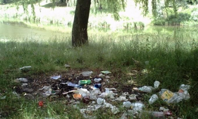 Парк 900-річчя Луцька хочуть взяти в оренду під тенісні корти