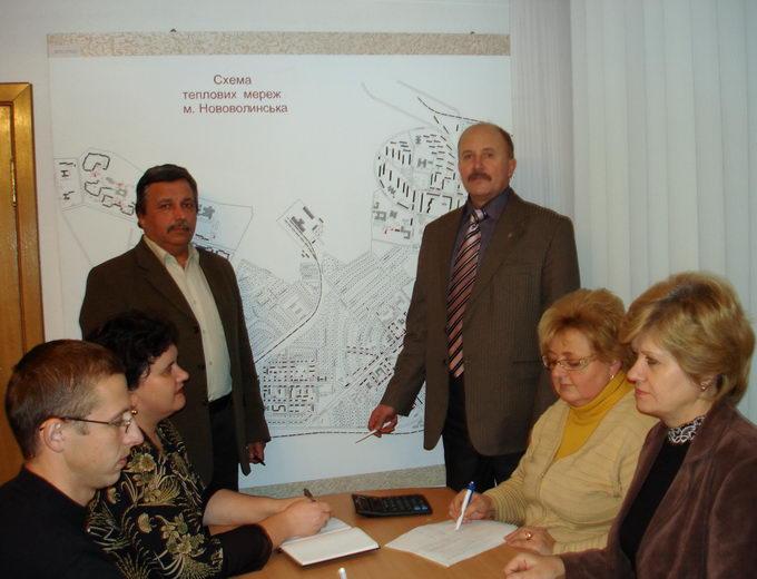 Нововолинських теплоенергетиків внесли до списку кращих людей України