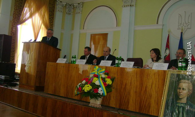 Волинь святкує 140 років від дня народження Лесі Українки