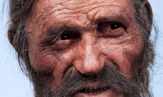 Науковці показали обличчя найдавнішого європейця