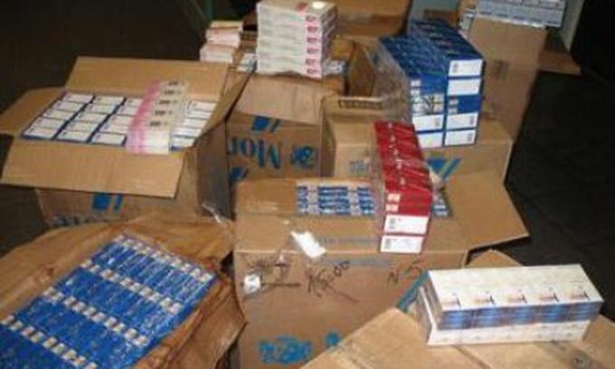 На Волині вилучили сигарет на 2 мільйони